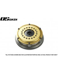 OS Giken SuperSingle Single Plate Clutch for Mazda FC3S RX7 - Clutch Kit