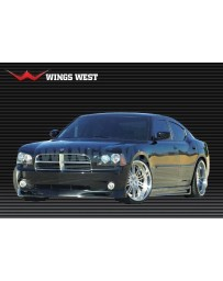 VIS Racing 2006-2010 Dodge Charger Lsc Custom 4Pc Complete Kit Does Not Fit Srt 8