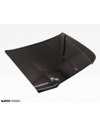 VIS Racing Carbon Fiber Hood OEM Style for Chrysler 300/300C 4DR 05-10