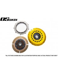 OS Giken SuperSingle Single Plate Clutch for Mazda FD3S RX-7 AL Cover - Overhaul Kit B