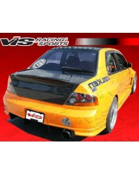 VIS Racing Carbon Fiber Trunk Demon Style for Mitsubishi EVO 8/EVO 9 4DR 03-07