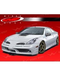 VIS Racing 2000-2005 Toyota Celica 2Dr F1 Concept Full Kit