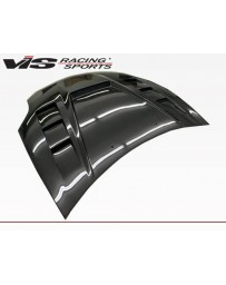VIS Racing Carbon Fiber Hood Monster GT Style for Mitsubishi Eclipse 2DR 06-12