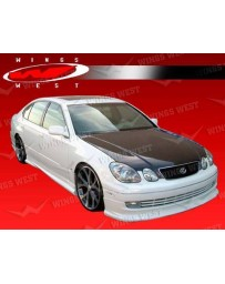 VIS Racing 1998-2005 Lexus Gs 4Dr Jpc Type A Polyurethane Full Kit