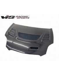 VIS Racing Carbon Fiber Hood G Speed Style for Mitsubishi Eclipse 2DR 06-12