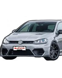 VIS Racing 2015-2017 Volkswagen Golf Apex Style Front Bumper