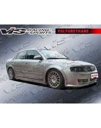 VIS Racing 2006-2008 Audi A4 4Dr J Speed Full Kit Urethane