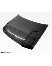 VIS Racing Carbon Fiber Hood SRT 2 Style for Chrysler 300/300C 4DR 05-10