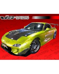 VIS Racing 1993-1997 Mazda Rx7 2Dr R Speed Gt Widebody Kit