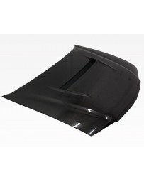 VIS Racing Carbon Fiber Hood N1 Style for Acura TSX 4DR 04-05