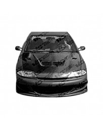 VIS Racing Carbon Fiber Hood EVO Style for Chevrolet Cavalier 2DR & 4DR 03-05