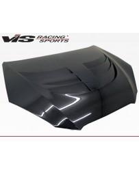 VIS Racing Carbon Fiber Hood Pro Line Style for Hyundai Genesis 2DR 2009-2012