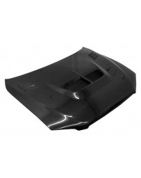 VIS Racing Carbon Fiber Hood Zyclone Style for Lexus IS300 4DR 00-05