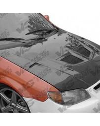 VIS Racing Carbon Fiber Hood EVO Style for Mazda Protege 5 4DR 02-03