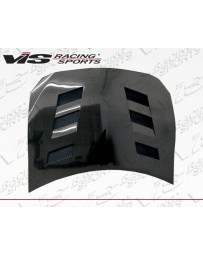 VIS Racing Carbon Fiber Hood AMS Style for Scion FRS 2DR 2013-2020
