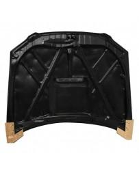 VIS Racing Carbon Fiber Hood G Force Style for Lexus IS300 4DR 00-05