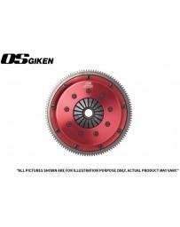 OS Giken STR Twin Plate Clutch for Subaru GC8 EJ20 Impreza - Clutch Kit