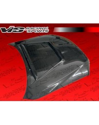 VIS Racing Carbon Fiber Hood Tracer Style for Lexus IS300 4DR 00-05