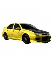 VIS Racing 1999-2004 Volkswagen Jetta 4Dr Demon Full Kit