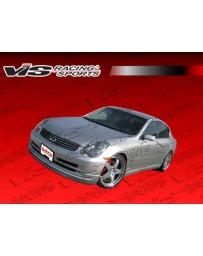 VIS Racing 2003-2004 Infiniti G35 4Dr Vip Full Kit