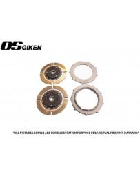 OS Giken TS Twin Plate Clutch for Toyota JZA70 Supra - Overhaul Kit A