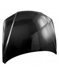 VIS Racing Carbon Fiber Hood OEM Style for Hyundai Elantra 4DR 04-06