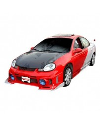 VIS Racing Carbon Fiber Hood OEM Style for Dodge Neon (DOHC) 2DR & 4DR 95-99
