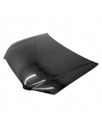 VIS Racing Carbon Fiber Hood OEM Style for AUDI A4 4DR 06-08