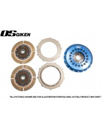 OS Giken HTR Twin Plate Clutch for Toyota JZA70 Supra - Overhaul Kit B