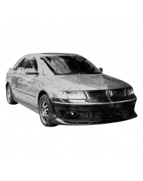 VIS Racing 1998-2001 Volkswagen Passat 4Dr Rabiat Full Kit