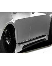 VIS Racing 2006-2011 Lexus Gs 300/430 4Dr JW Style Side Skirts