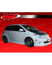VIS Racing 2004-2006 Scion Xa 4Dr Jpc Full Kit Polyurethane