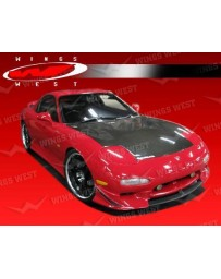 VIS Racing 1993-1997 Mazda Rx7 2Dr Jpc Full Kit Polyurethane