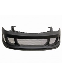 VIS Racing 2003-2007 Infiniti G35 2Dr GT3 Style Front Bumper with Carbon Lip