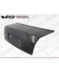 VIS Racing Carbon Fiber Trunk OEM Style for Audi A4 4DR 02-05