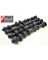 350z DE GSC Power Division Gen 1 T1 Camshafts 264/264 Billet