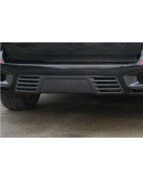 ChargeSpeed FORMS Rear Carbon Diffuser Cowl for FORMS Wide Body Kit (Japanese CFRP) BMW X5 E70 07-13