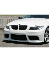 ChargeSpeed FRP Front Bumper (Japanese FRP) BMW E90 3-Series Sedan/Wagon 05-08