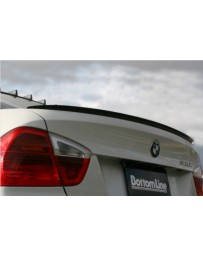 ChargeSpeed Bottom Line Carbon Rear Wing (Japanese CFRP) BMW E90 3-Series 05-08