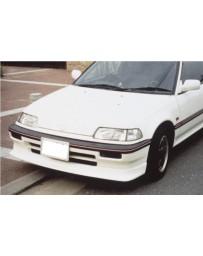 ChargeSpeed Front Spoiler Carbon (Japanese CFRP) Honda Civic EF3 HB Zenki 88-89
