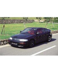 ChargeSpeed Front Spoiler Carbon (Japanese CFRP) Honda CRX EF8 HB 90-91