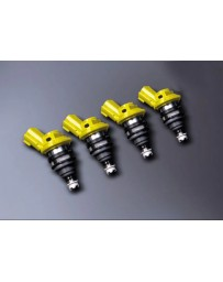 Tomei INJECTOR SET 555cc For NISSAN SILVIA 180SX S14 S15 RPS13 SR