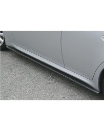 ChargeSpeed Bottom Line Side Skirts FRP (Japanese FRP) Pair Lexus IS250/IS350 06-12