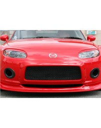 ChargeSpeed Front Grill Frame Carbon (Japanese CFRP) Mazda Miata 06-10
