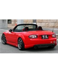 ChargeSpeed Full Lip Kit Carbon (Japanese CFRP) Mazda Miata 06-10