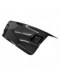 VIS Racing Carbon Fiber Trunk OEM Style for Mazda 3 4DR 04-09