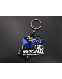 Tomei SILICONE KEYCHAN 4G63 GOODS