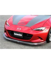 ChargeSpeed 2015-2018 Mazda Miata MX5 ND Front Spoiler FRP (Japanese FRP) Mazda Miata ND 15-19