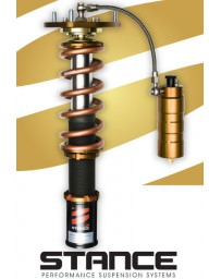 350z Stance Pro Comp3 3-Way Coilovers
