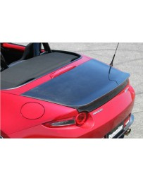 ChargeSpeed FRP Aero Trunk (Japanese FRP) Mazda Miata MX5 ND 15-18